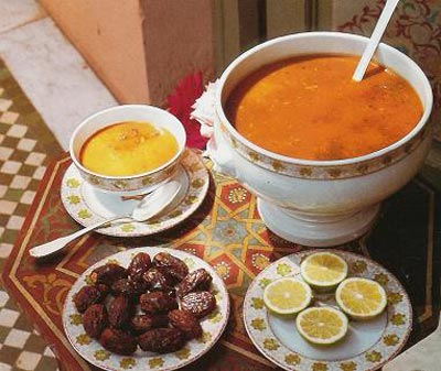 харира традиционный марокканский суп арабская кухня